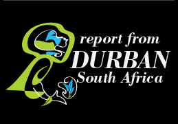 Report from Durban