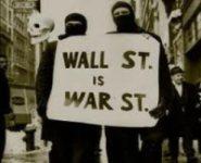 Wall St is War St
