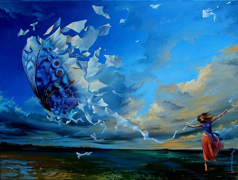 [painting by Anastasia Markovich]