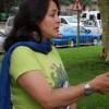 Ivonne Yanez of Acción Ecológica, Ecuador.