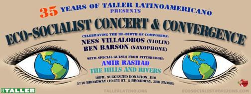 taller convergence poster
