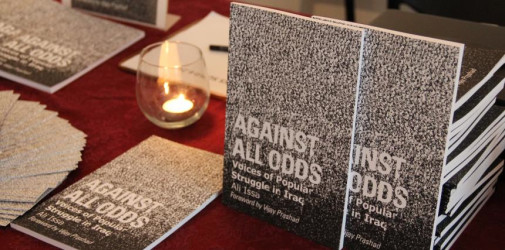 """""""Against All Odds: Voices of Popular Struggle In Iraq"""""""