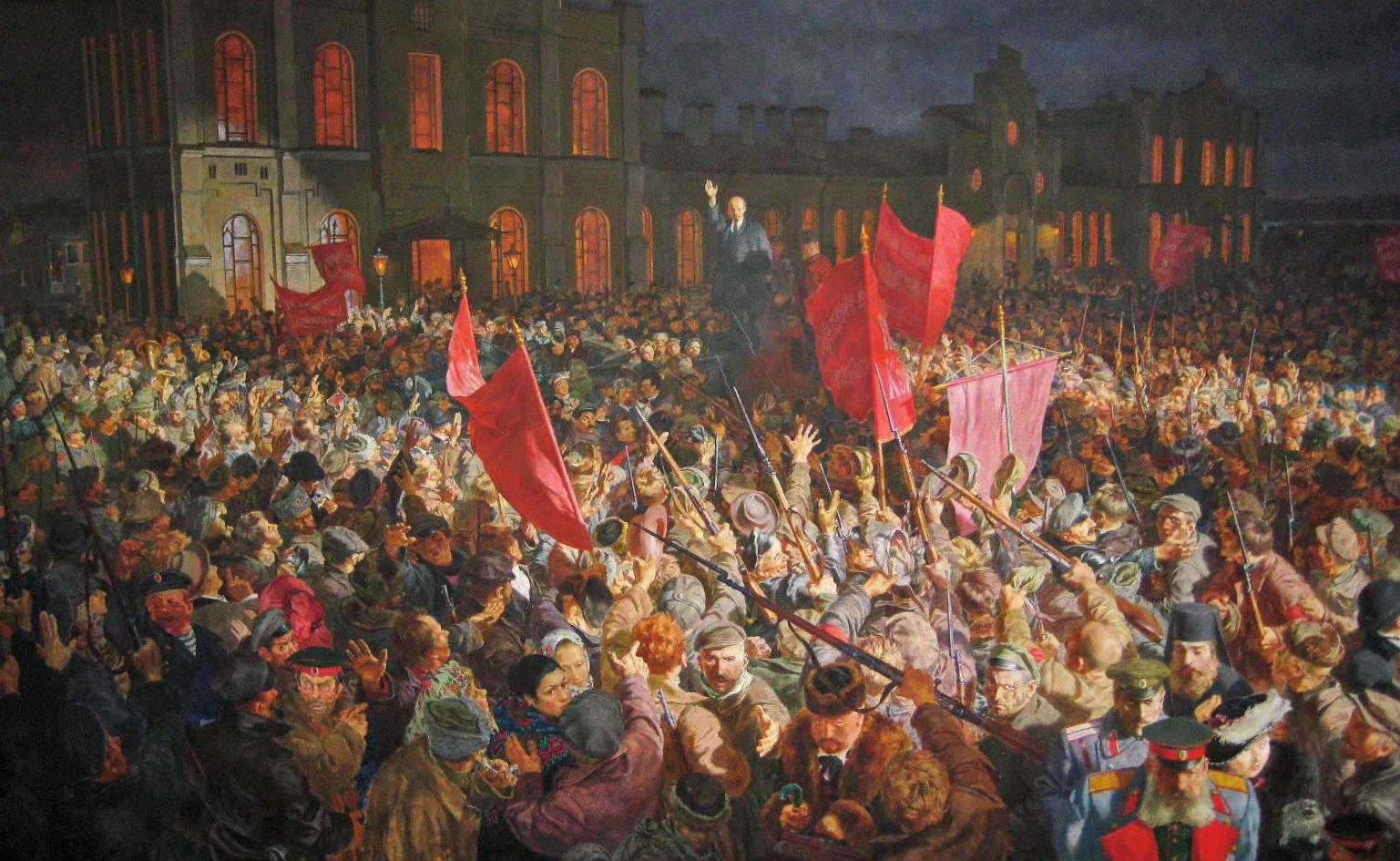 Speech-by-Lenin